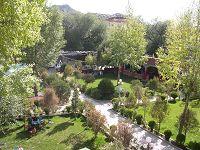 西藏天树花园酒店酒店外观