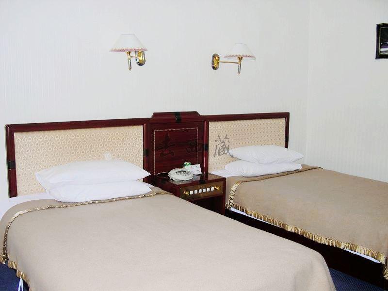 西藏大厦酒店房间
