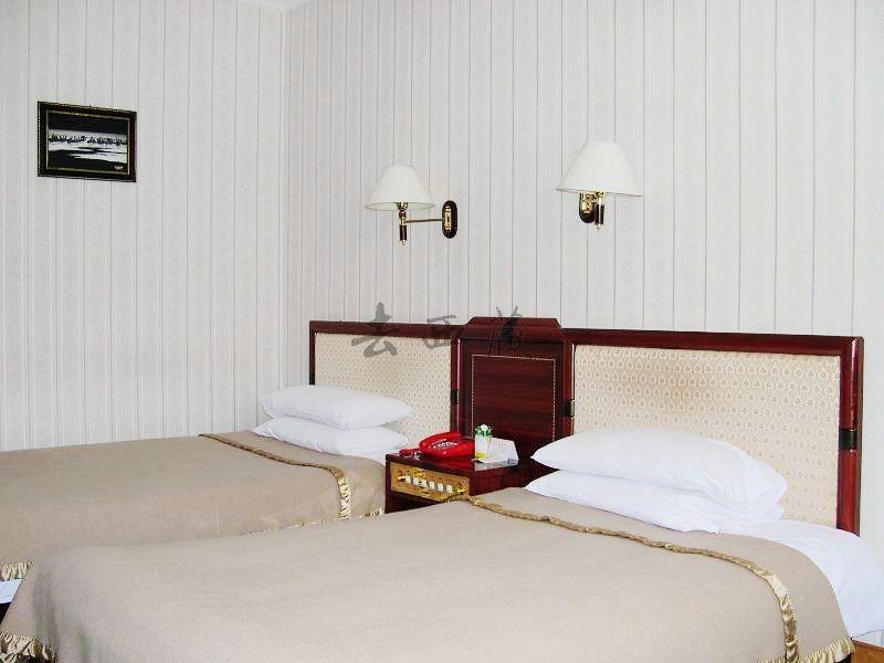 西藏大厦酒店标准间