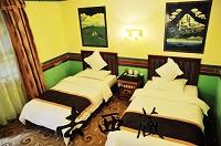 西藏扎西曲塔酒店酒店标准间
