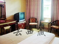 西藏燃木齐大酒店酒店普通套间