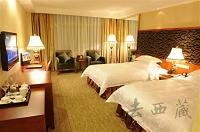 西藏民族饭店酒店标准间