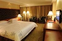 西藏民族饭店酒店大床间