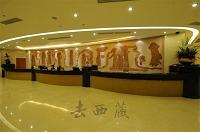 西藏民族饭店酒店大厅