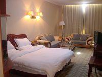 林芝麒瑞宾馆酒店房间