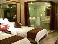 西藏唐卡酒店酒店房间