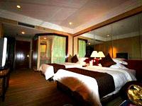 西藏唐卡酒店酒店标准间